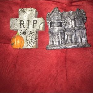 Accessories - 2 Spooky Candles New